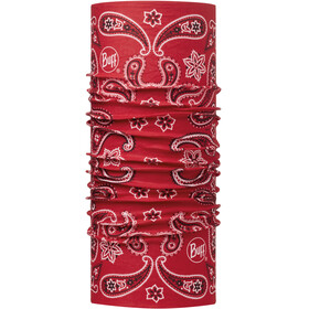 Buff Original Neck Tube Cashmere Red